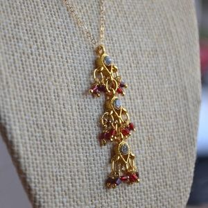 Jewelry - Indian Inspired Gold Necklace